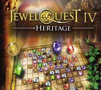 Portada oficial de Jewel Quest 4 Heritage DSiW para NDS