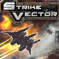 Portada oficial de Strike Vector para PC
