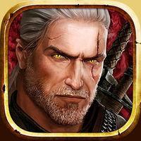Portada oficial de The Witcher Adventure Game para Android