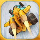 Portada oficial de de Jet Car Stunts 2 para iPhone