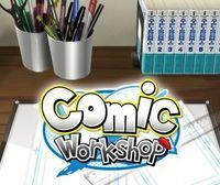 Portada oficial de Comic Workshop eShop para Nintendo 3DS