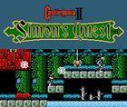 Portada oficial de de Castlevania II: Simon's Quest CV para Nintendo 3DS
