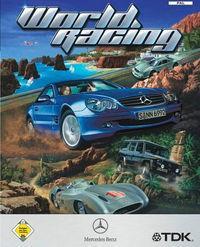 Portada oficial de Mercedes Benz World Racing para Xbox