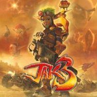 Portada oficial de Jak 3 PSN para PS3