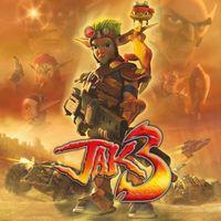 Portada oficial de Jak 3 PSN para PSVITA