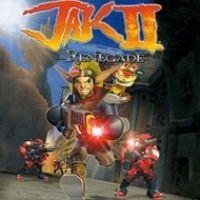 Portada oficial de Jak II: El renegado PSN para PS3