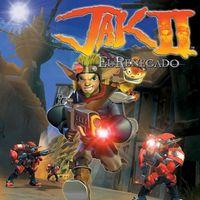 Portada oficial de Jak II: El renegado PSN para PSVITA