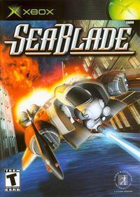 Portada oficial de Seablade para Xbox