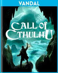 Portada oficial de Call of Cthulhu para PC