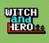 Portada oficial de Witch & Hero eShop para Nintendo 3DS