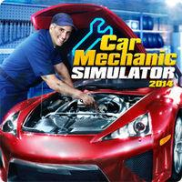 Portada oficial de Car Mechanic Simulator 2014 para PC