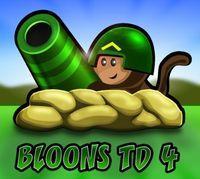 Portada oficial de Bloons TD 4 DSiW para NDS