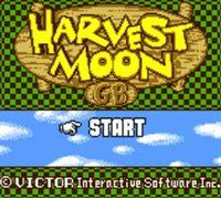 Portada oficial de Harvest Moon CV para Nintendo 3DS