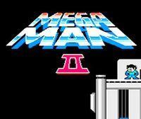 Portada oficial de Mega Man 2 CV para Nintendo 3DS
