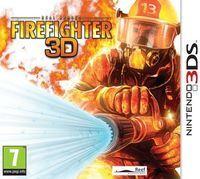 Portada oficial de Real Heroes: Firefighter 3D para Nintendo 3DS