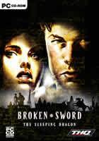 Portada oficial de de Broken Sword: El Sueño del Dragón para PC