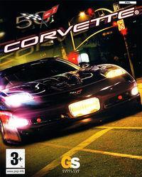 Portada oficial de Corvette para PS2