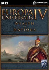 Portada oficial de Europa Universalis IV: Wealth of Nations para PC