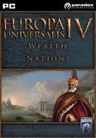 Portada oficial de de Europa Universalis IV: Wealth of Nations para PC