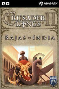 Portada oficial de Crusader Kings II: Rajas of India para PC