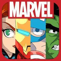 Portada oficial de Marvel Run Jump Smash! para Android