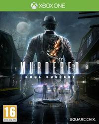 Portada oficial de Murdered: Soul Suspect para Xbox One