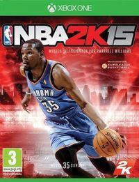 Portada oficial de NBA 2K15 para Xbox One