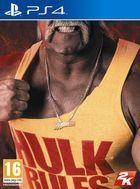 Portada oficial de de WWE 2K15 para PS4