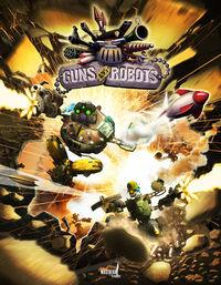 Portada oficial de Guns and Robots para PC