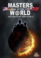 Portada oficial de de Masters of the World - Geopolitical Simulator 3 para PC