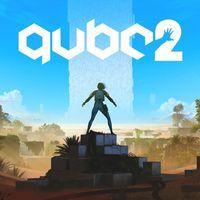 Portada oficial de Q.U.B.E. 2 para PS4