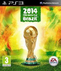 Portada oficial de EA Sports Copa Mundial de la FIFA Brasil 2014 para PS3