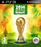 Portada oficial de de EA Sports Copa Mundial de la FIFA Brasil 2014 para PS3