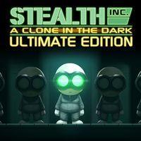 Portada oficial de Stealth Inc.: Ultimate Edition para PS4