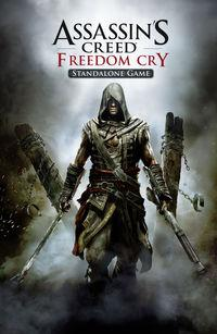 Portada oficial de Assassin's Creed IV: Grito de libertad para PC