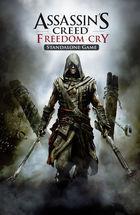 Portada oficial de de Assassin's Creed IV: Grito de libertad para PS4