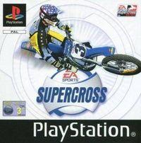 Portada oficial de Supercross 2001 para PS One
