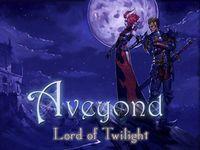 Portada oficial de Aveyond: Lord of Twilight para PC