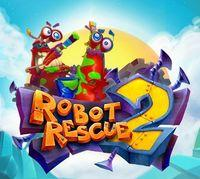 Portada oficial de Robot Rescue 2 DSiW para NDS