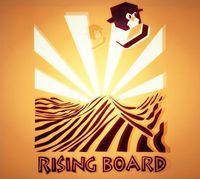 Portada oficial de Rising Board 3D eShop para Nintendo 3DS