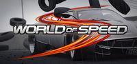 Portada oficial de World of Speed para PC