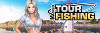 Portada oficial de World Tour Fishing para PC