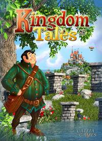 Portada oficial de Kingdom Tales para PC