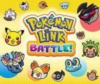 Portada oficial de Pokémon Link: Battle! eShop para Nintendo 3DS