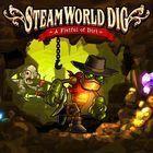 Portada oficial de de SteamWorld Dig para PS4