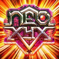 Portada oficial de NEO XYX para Dreamcast