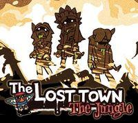 Portada oficial de The Lost Town - The Jungle DSiW para NDS
