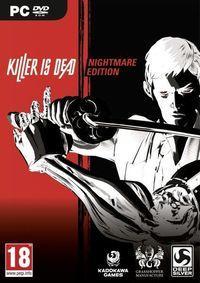 Portada oficial de Killer is Dead: Nightmare Edition para PC