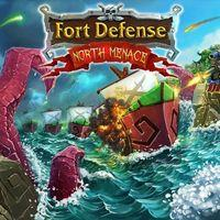 Portada oficial de Fort Defense North Menace para PSVITA
