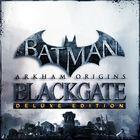 Portada oficial de de Batman: Arkham Origins Blackgate - Deluxe Edition PSN para PS3